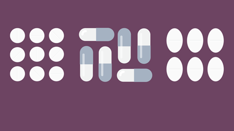 Homepage Purple Pills Banner